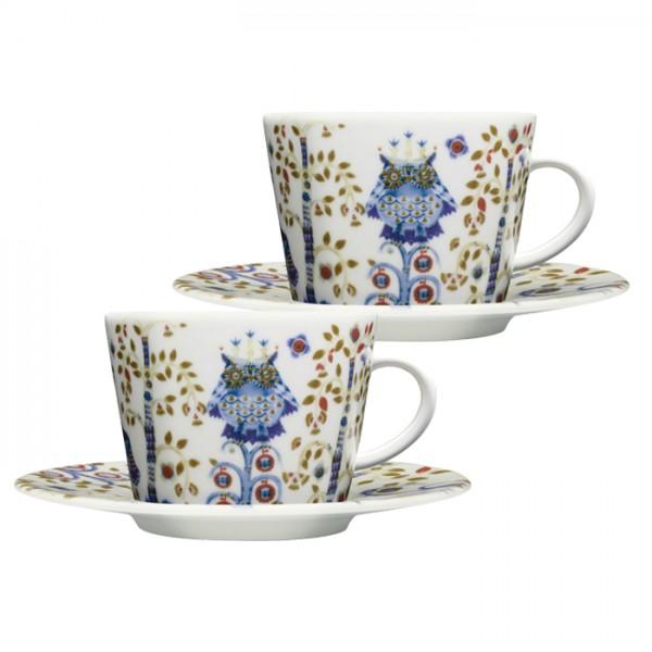 커피/ 카푸치노 컵&받침