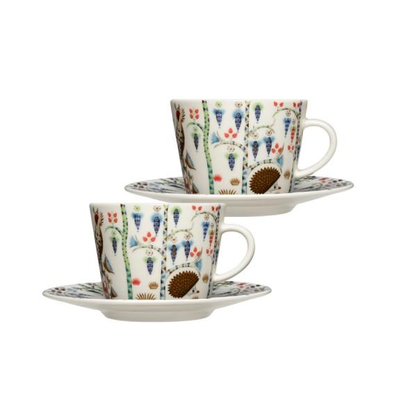 Siimes 커피/ 카푸치노 컵&받침
