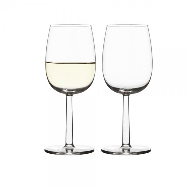 화이트 와인잔