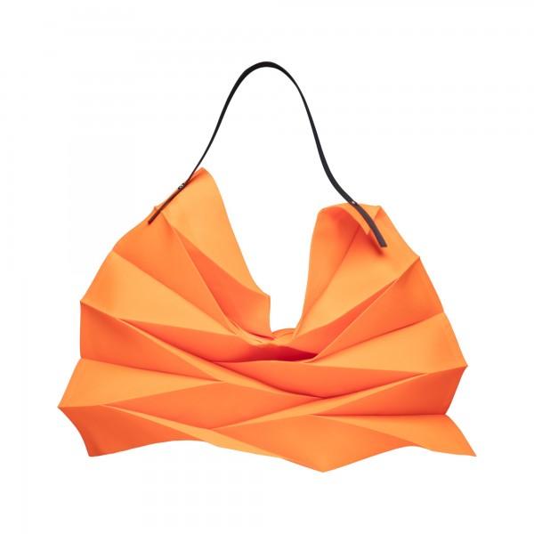 가방 55x47cm 네온 오렌지